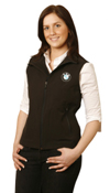 WS – Ladies' Softshell Vest – JK26