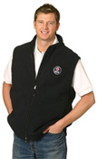 WS – Men's Diamond Vest – PF09
