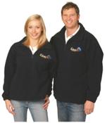 WS – Unisex Polar Fleece Half Zip – PF01
