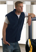 GFL – Lined Polar Fleece Vest – LPV