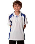 Mascot Kids Polo Shirt – PS49K