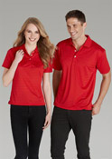 Biz – Mens Icon Polo – P10212