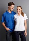 Biz – Mens Sprint Polo – P300MS