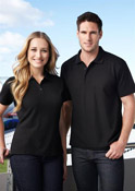 Biz – Mens Base Polo – P10512