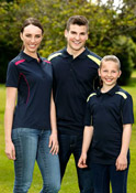 Biz – Mens United Polo – P244MS