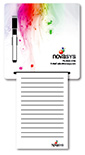 Fridge Magnet Notepad & Whiteboard – TD5