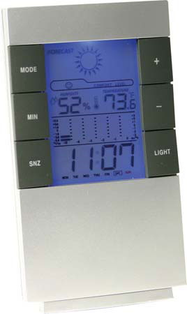 Metro Weather Station – G707