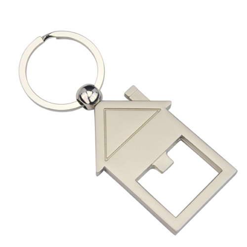 HOUSE BOTTLE OPENER KEYRING – KRB011