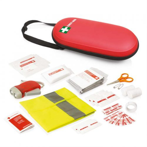 40PC EMERGENCY FIRST AID KIT – FA117