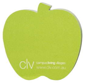 Promotional StukNotes – Die Cut Apple