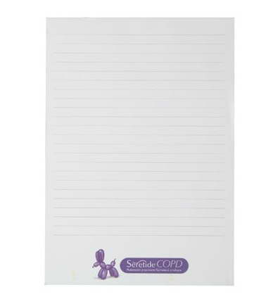 Promotional Note Pad A4