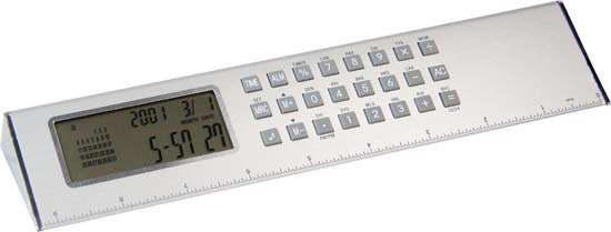 Wolrd/ Clock Ruler – G1076