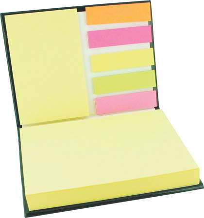 Multi Marker Note Pad – G713