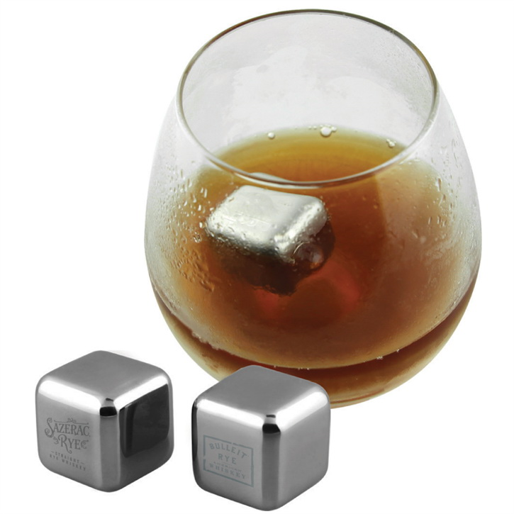 Stainless Steel Ice Cube – S-907