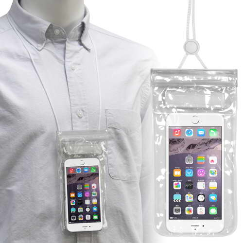 Waterproof Pouch With Neck Cord – PK16039