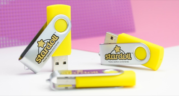 Swivel USB – 01