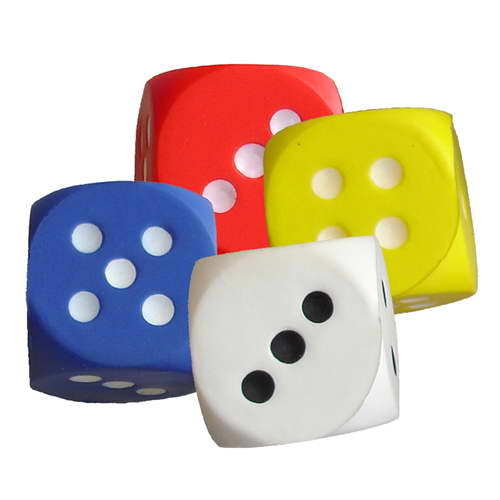 Stress Small Dice – SS048