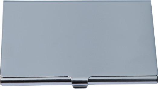 Silver Card Holder – JK039