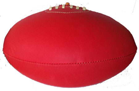 Promotional AFL Full Size Football – J697