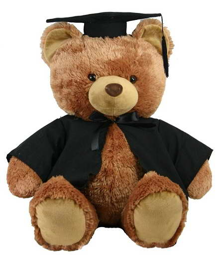 Braxton Graduation Bear – 75cm
