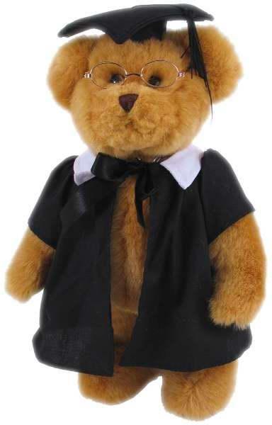 Graduation Bear – 30cm