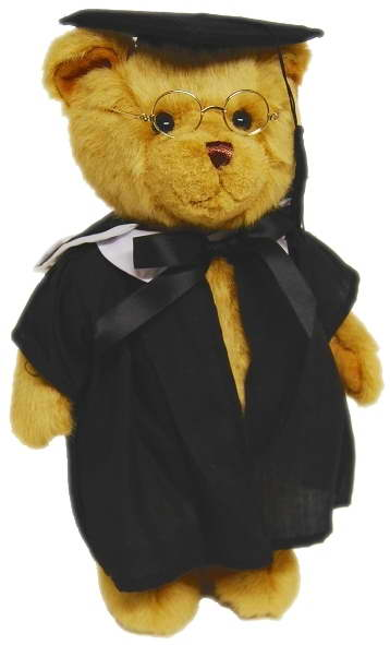 Graduation Bear – 36cm