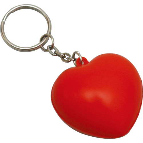 SKR002 – STRESS HEART KEY RING