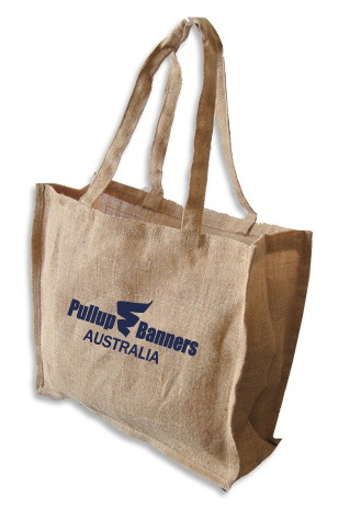 Jute UK Carry Bag Long Un-laminated – JB6127