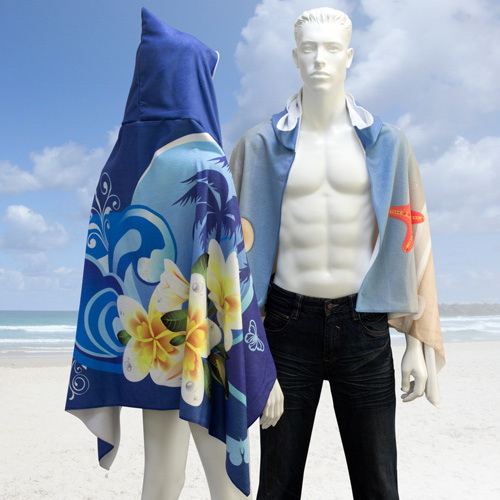 Hooded Towel – PK17041A
