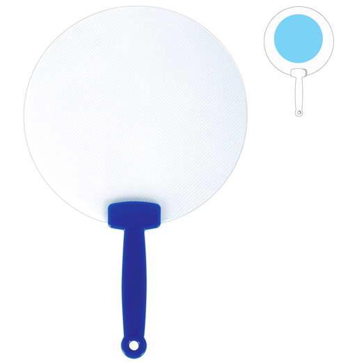 Promotional Plastic Fan – LL8038