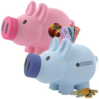 Promotional Pig Coin Savings Bank – LL240