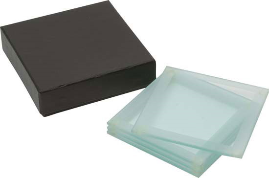 Glass Coaster Set – G125