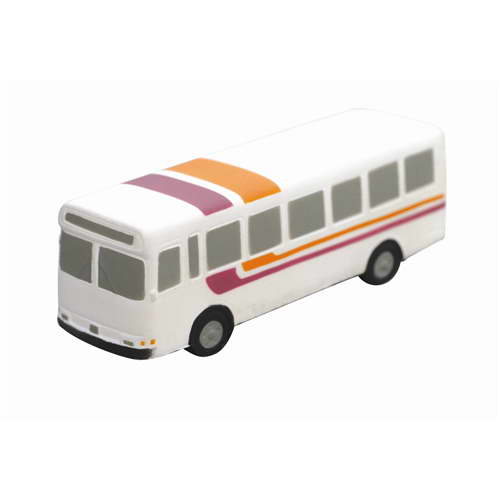 STRESS BUS WHITE
