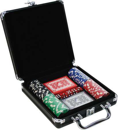 Promotional Poker Set – G831