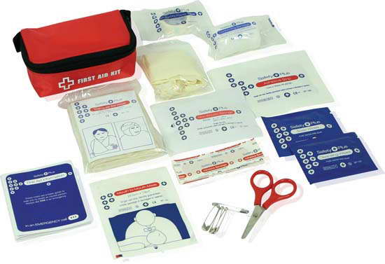 SMALL FIRST AID KIT – G290