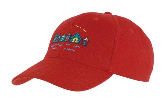 Premium American Twill College Cap – 3919