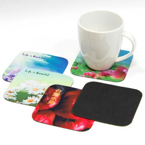 Square Coasters 100 x 100mm