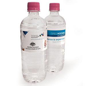 Promotional Bottled Water (600ML)
