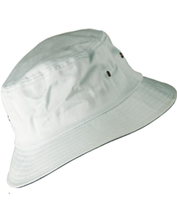 Heavy Brushed Cotton Bucket Hat – CH-32