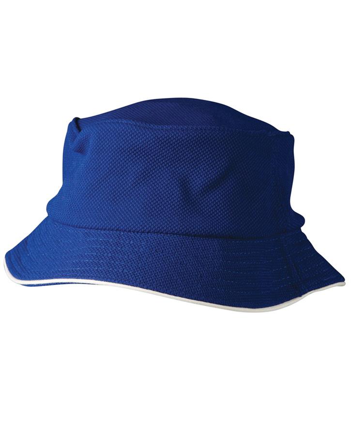 Pique Mesh Bucket Hat – CH-71