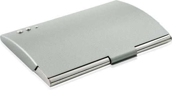 Deluxe Biz Card Holder – G135
