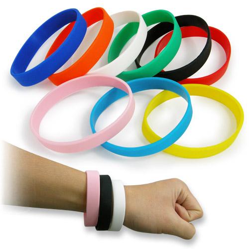 PK18002 – Silicone Bracelets