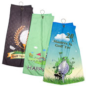 Full Colour Golf Towels – PK17032