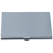 Silver Card Holder – JK039