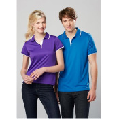 Biz – Ladies Miami Polo – P402LS