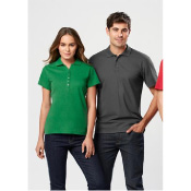 Biz – Ladies Crew Polo – P400LS