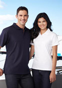 Biz – Ladies Ice Polo – P112LS
