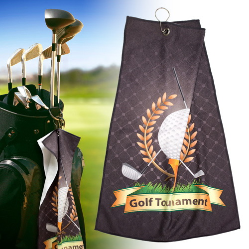 Microfiber Golf Towels – PK17032