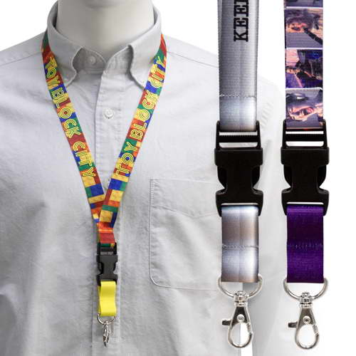 20mm Full Colour Lanyards – PK02018B