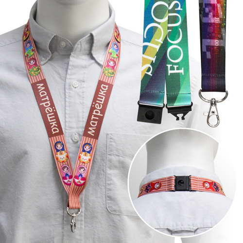 25mm Full Colour Lanyard – PK02019A